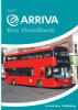 British Bus Publishing Arriva Bus Handbook - 2017